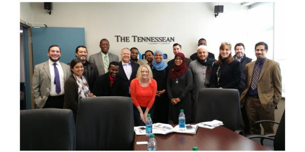 Tennessean Editorial Board Meeting